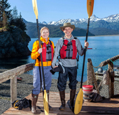 GEAR PROVIDED - Everything you need for your Alaskan adventures